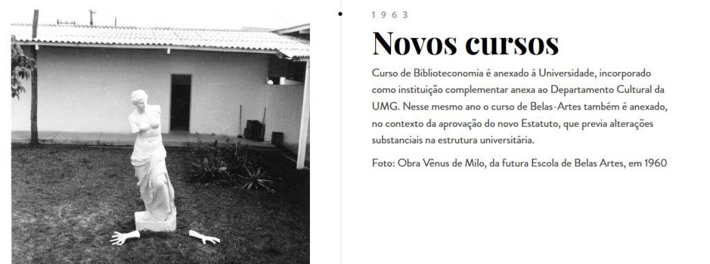 Foto: Site 90 anos UFMG