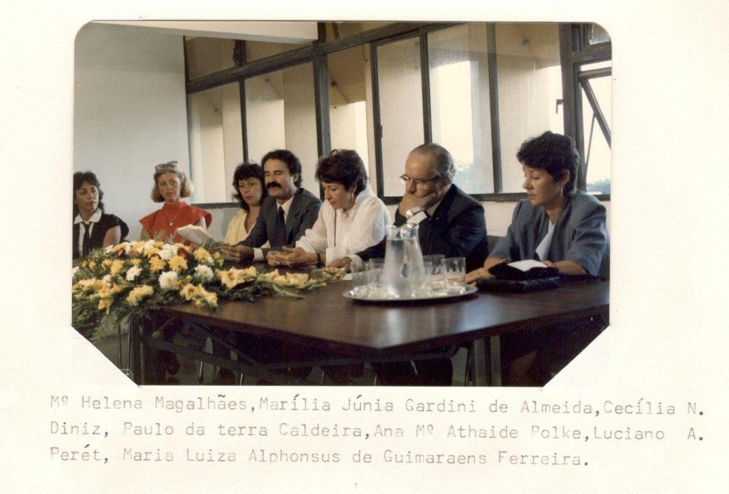 Conferência de título de Professora Emérita à Ana Maria Athayde Polke