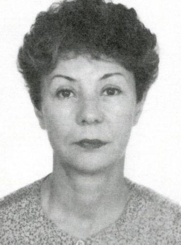 Profa. Maria Luiza Alphonsus de Guimarãens Ferreira