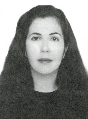 Profa. Maria Augusta da Nóbrega Cesarino