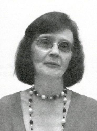 Profa. Vera Lúcia Furst Gonçalves Abreu