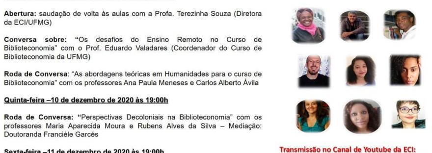 Convite do Seminário Humanidades